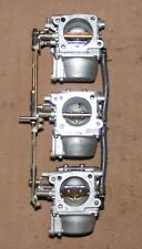 DQ2A9680 Nissan 90 HP NS90A Carburetor Set PN 3B703-2001M Fits Pre-2002