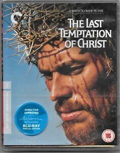 The Last Temptation Of Christ Blu Ray Region B Includes Registered Post