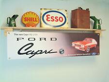Ford MK1 Capri RS 3100 BANNER for workshop Garage RS3100 AVO