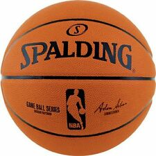 Spalding Official NBA Game Ball Series Composite Leather Basketball New in UK