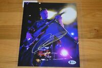 Mark Tremonti ~ Color 8x10 Autographed Creed Photo w/ Beckett COA ~ Alter Bridge