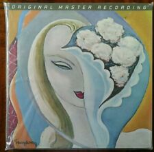 Derek and the Dominos~Layla~Factory Sealed Original Master Recording MFSL 2-470