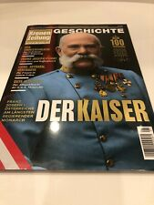 New ListingImperial Austrian Emperor Franz Josef 100 Year Exhibition Magazine Great photos!