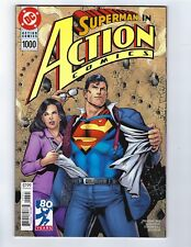 Action Comics # 1000 Variant 1990's Cover NM DC
