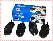 FRONT BRAKE PADS FOR SUBARU FORESTER 2014 - 2016 / SUBARU OUTBACK 2010 - 2015