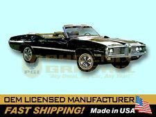 1968 1969 Pontiac LeMans Sprint Decals & Stripes Kit