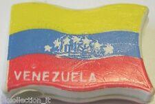 MULINO BIANCO GOMMINA BANDIERA VENEZUELA _eraser gomma rubber radiergummi 141