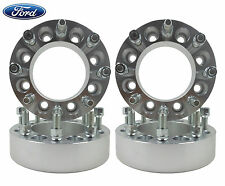"2004-2013 F350 Harley Davidson Ford 8 Lug 1.5"" (38mm) Wheel Spacers Adapters"