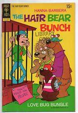 HAIR BEAR BUNCH   3    GOLD KEY LIBRARY COPY
