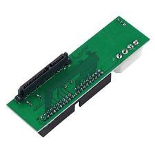 SATA to PATA IDE Adaptateur Convertisseur Plug & Play 7+15 Pin 3.5/2.5 SATA HDD DVD T -
