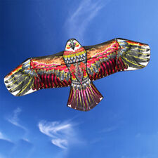 Large 1.1m Eagle Kite Single Line Novelty Animal Bird Kite Kids Outdoor Toy Gift