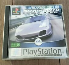 NEED FOR SPEED PORSCHE 2000 - SONY PLAYSTATION - PAL / FR - COMPLETE!