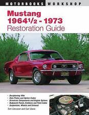 Mustang 1964 1/2 - 73 Restoration Guide (Motorbooks Workshop), Davis, Earl, Corc
