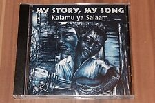 Kalamu ya Salaam - My Story, my song (1996) (CD) (AFO - 95-1128-2)