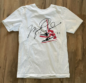 Air Jordan Michael Jordan 1985 Signature T-Shirt Size Small