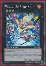 3x Yugioh CT09-EN008 Wind-Up Zenmaines Super Rare Card