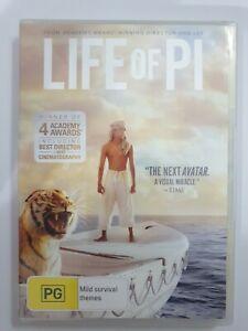 Life Of Pi DVD LIKE NEW