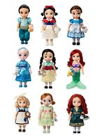 Disney Animators  Toddler Doll 39cm Tall 2019 Design Rapunzel Snow White Ariel