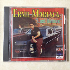 MARESCA, ERNIE - LOST DEMOS BRAND NEW CD