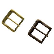 "Replacement Buckle Belt Buckles Classic Roller Buckle fits 1-1/2"" wide Belt"