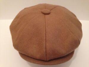 MEN'S PEAKY BLINDERS NEWSBOY BAKER BOY CAP 20 30'S  CAMEL PAPERBOY CABBY