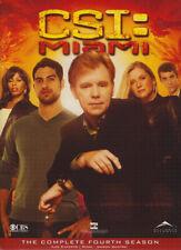 CSI: MIAMI - THE COMPLETE SEASON 4 (BOXSET) (BILINGUAL) (DVD)
