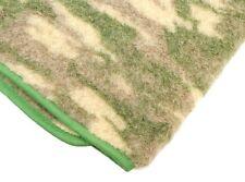 Merino Wool Survival Blanket - Camouflage