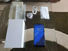Nuevo Smartphone p43 memoria 12gb Sin Marca Azul Desbloqueado En Caja Enchufe de Reino Unido