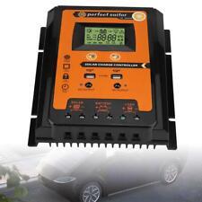 Profi MPPT Solar Sonnenkollektor Regler Laderegler Dual USB Überladeschutz IP32