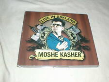 Moshe Kasher: Live in Oakland (2013) DVD+CD 2-Disc Stand-Up Comedy