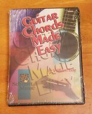 Guitar Chords Made Easy William Bay Schmitt Music DVD Video 530053 2005 Mel Bay
