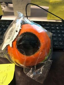 hamster hideaway orange