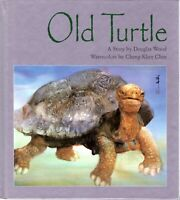 1992 Old Turtle by Douglas Wood