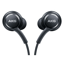 Samsung Eo-Ig955 Earphones Tuned by Akg Black - New