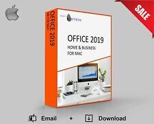 Office 2019 Home & Business für Mac Aktivierungspaket | Original Key +Link Email