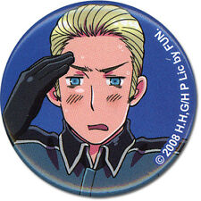 "Hetalia Germany 1.25"" Button GE16035"
