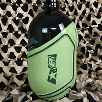NEW Planet Eclipse Paintball Tank Cover - Small (45ci & 50ci) - Olive Green