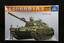 XT041 ITALERI 1/35 maquette tank char 224 Leopard 1A4