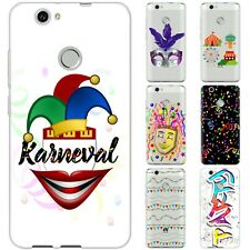 Dessana Carnival TPU Protective Cover Phone Case Cover For Huawei