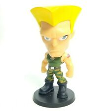 CRYPTOZOIC Street Fighter GUILE Lil Knockouts Series 3 Inch Vinyl Figure