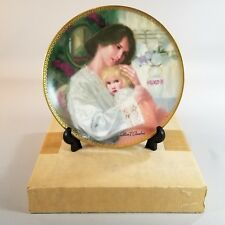 Knowles William Chambers Mother'S Here Collector Plate #9437A