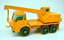 Matchbox 1-75 RW 63C Dodge Crane Truck