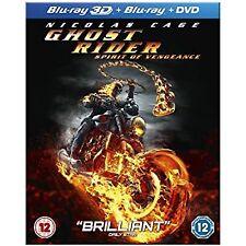 Ghost Rider: Spirit of Vengeance (Blu-ray 3d + Blu-ray + DVD),, gebraucht; gute ...