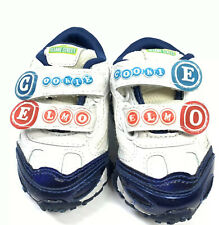 Sesame Street Elmo, Cookie Monster Baby Shoes Toddler Size 2,  Sneakers, LNC