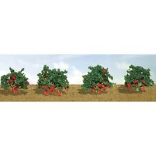 "JTT Scenery Strawberries O-Scale 3/4"" High, 8/pk 95577"