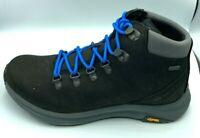 Merrell mens Ontario Mid Waterproof Hiking Shoe, Black, 7.5 US