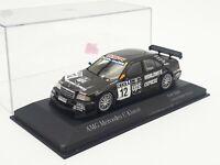 1:43 Minichamps Mercedes Benz C-Klasse AMG DTM UPS #12 Thiin Modellauto