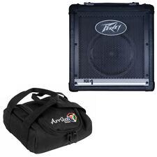 "Peavey KB 1 Keyboard Amplifier 8"" Extended Range Speaker & 2-Band Eq Arriba Bag"