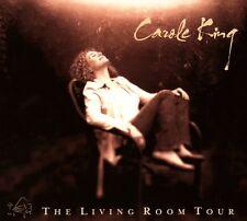 CAROLE KING - THE LIVING ROOM TOUR  2 CD NEU