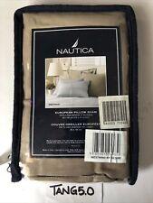 New Nautica European Pillow Sham Westwind Kh S3 Shm Euro